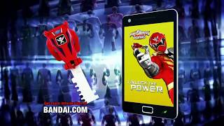 getlinkyoutube.com-Power Rangers Super Megaforce - Ranger Keys Legendary Battle Bandai Commercial
