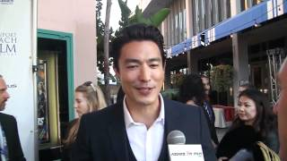 getlinkyoutube.com-Daniel Henney Interview: Shanghai Calling 纽约客@上海