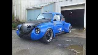 getlinkyoutube.com-VW 1302 GTO Racecar mid mounted mitsubishi 6g72tt