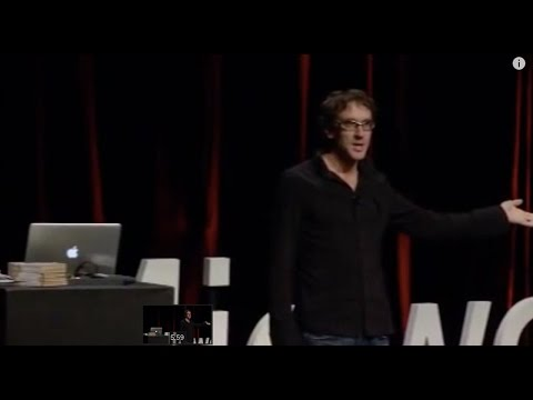 Top Hacker Shows Us How It's Done:  Pablos Holman at TEDxMidwests