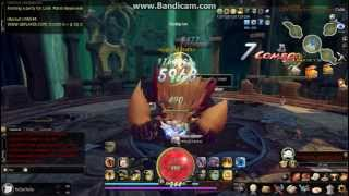 Dragomon Hunter Monk Solo