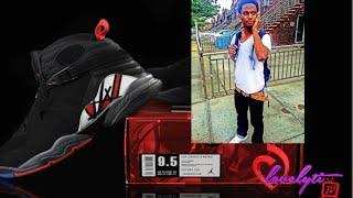 getlinkyoutube.com-Nutty NY~Brooklyn Teen Loses Arm In Air Jordan Shoe R088ery Gone Wrong
