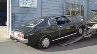 1974年製 コロナマーク2がやってきた