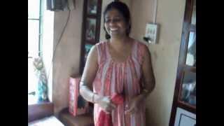 getlinkyoutube.com-Savita Bhavi After Bathing........