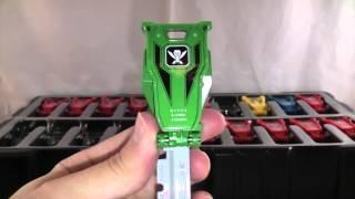 getlinkyoutube.com-One Click Ranger Key Set Review (Kaizoku Sentai Gokaiger)