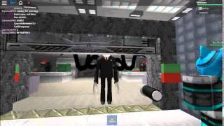 getlinkyoutube.com-Area 51 slenderman map:ROBLOX w/BioHugs