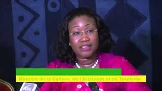 Discours de Mme N'Diaye Ramatoulaye Diallo à l'ouverture du FESTIVAL DAOULABA 2015 à Bamako