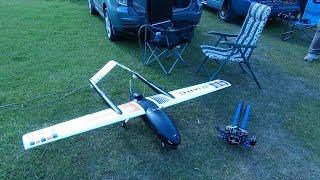 "getlinkyoutube.com-RMRC Anaconda Maiden Flight GoproHD ""Flown with Dragon Link"""