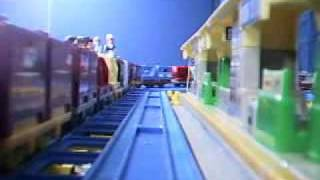 getlinkyoutube.com-プラレール電車5 Plarail TakaraTomy Trains 5