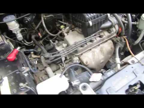 Запуск ДВС D16A Honda HR-V GH3 (HRV01)