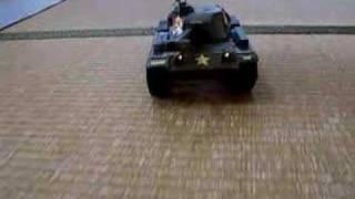 getlinkyoutube.com-M-60米軍新鋭中型戦車 相原模型