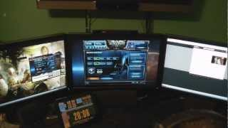 getlinkyoutube.com-Tutorial: Mouse out of full screen games without Alt + Tab w/ Actual Multiple Monitors