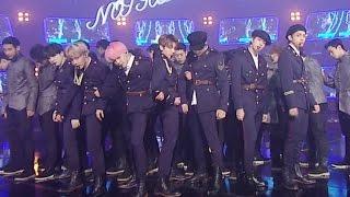 《Comeback Special》 BTS (방탄소년단) - Not Today @인기가요 Inkigayo 20170226