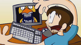 getlinkyoutube.com-Five Nights At Freddy's 2 Animation   FUNNY MOMENTS