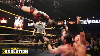 getlinkyoutube.com-Hideo Itami & Finn Bálor vs. The Ascension: NXT TakeOver: R Evolution, Dec. 11, 2014