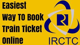 getlinkyoutube.com-How to book online railway ticket through IRCTC website