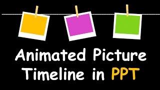 getlinkyoutube.com-Creative PowerPoint Timeline with Photos - Cool Animation Tutorial