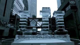 Super Bowl 52 Preview in 4K [Nicollet Mall] (January 2018)