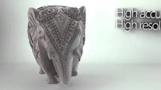 ALTEM : Artec Spider new 3D scanner from Artec Group 1080p