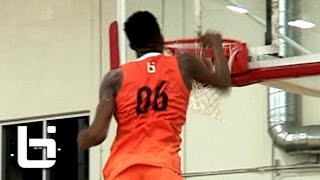 getlinkyoutube.com-Derrick Jones The BEST Dunker In The Nation!? UNLV Rebel Has INSANE Hops!