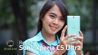 getlinkyoutube.com-Sony Xperia C5 Ultra - Review Indonesia
