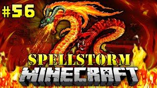 TYRANN der UNTERWELT?! - Minecraft Spellstorm #056 [Deutsch/HD]