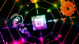 getlinkyoutube.com-AMAZING EFFECTS!! - THE UNKNOWN 100% - by AbstractDark - Geometry Dash 2.1