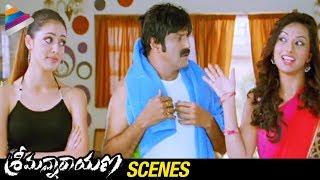 getlinkyoutube.com-Srimannarayana Movie Scenes | Balakrishna romancing Isha Chawla | Balakrishna |  Chakri