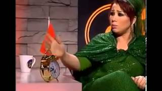 getlinkyoutube.com-Rachid Show avec Saida Charaf chante Laayoun 3iniya