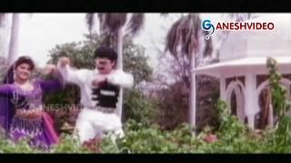 getlinkyoutube.com-Bangaru Mogudu Movie Songs - Ikkada Cheyyesthe - Suman, Malasri