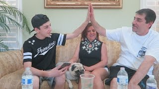 PARENTS REACT TO ME LOSING MY VIRGINITY