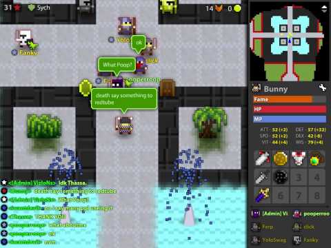 |3#| Rotmg Xloopster - Death saying Hi to Redtube