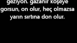 getlinkyoutube.com-Ak Gız Aba'nın Zıddık'tan Tafik'e Cevap