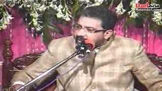 Allama Kamal Haider Rizvi 1st Jashan-e-shahban Bargaheimam Bukhair house Lahore 3/7/2011 part 2/5