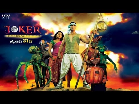 Joker - Official Trailer - Akshay Kumar | Sonakshi Sinha