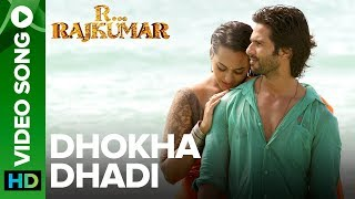 getlinkyoutube.com-Dhokha Dhadi (Official Video Song) | R Rajkumar | Shahid Kapoor & Sonakshi Sinha