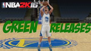getlinkyoutube.com-NBA 2K16 (Also Works in NBA 2K17) - How To Get More Green Releases, Perfect Releases
