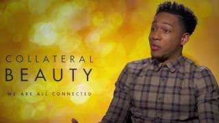 getlinkyoutube.com-Collateral Beauty: Backstage with Jacob Latimore