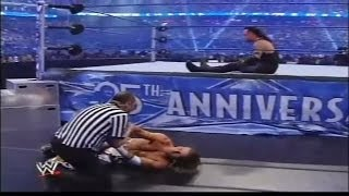 getlinkyoutube.com-Wrestlemania XXV Shawn Michaels vs. The Undertaker Audio español parte 3-4