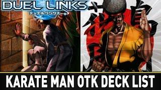 getlinkyoutube.com-Karate Man OTK and Time Wizard WASHED   YuGiOh Duel Links Mobile w/ ShadyPenguinn