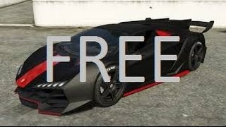 GTA5 SECRET CAR LOCATION OFFLINE!!!