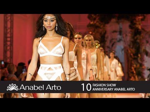 BACKSTAGE ШОУ В ЧЕСТЬ 10-ТИЛЕТИЯ БРЕНДА | Anabel Arto