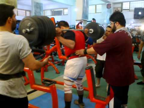 PowerLifting world