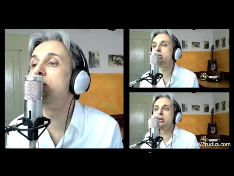 How to sing In My Life Vocal Harmony Beatles Tutorial Harmonies