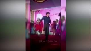 getlinkyoutube.com-IAS Officer Smitha Sabarwal Unseen Dancing For ALLUARJUN'S Song in TG Formation Day || Private Video