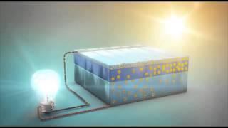 getlinkyoutube.com-fabrication DES CELLULES solaires photovoltaique Solarworld   ouarzazate solaire