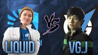 getlinkyoutube.com-Liquid vs. VG.J   Grand Finals StarSeries S3   BEST Highlights Dota 2