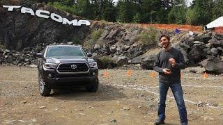 getlinkyoutube.com-Toyota Tacoma 2016 - Prueba A Bordo [Full]
