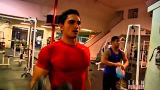 getlinkyoutube.com-Jas Bhullar Punjabi Bodybuilder Profile