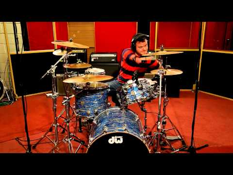 Foo Fighters - Everlong drum cover.